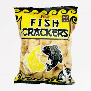 chick boy fish crackers